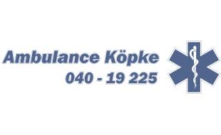 Logo von Ambulance Köpke GmbH Krankenbeförderung