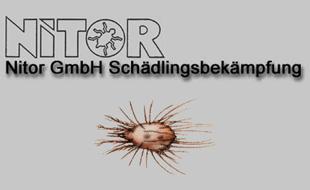 Logo von Nitor GmbH Schädlingsbekämpfung