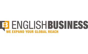 Logo von EnglishBusiness AG Sprachenunterricht Übersetzungen Dolmetscher