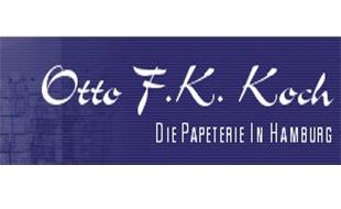 Logo von Otto F.K. Koch Papeterie