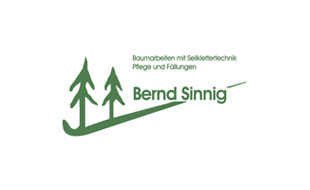 Logo von Bernd Sinnig Baumpflege