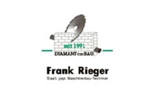 Rieger Frank Kernbohrwerkzeuge
