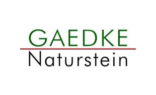Logo von Gaedke Naturstein Granit-Marmor Naturstein