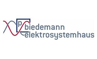 Logo von Biedemann Peter GmbH Datennetzwerktechnik Elektro Telefonanlagen Sicherheitstechnik