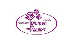 Logo von Blumen Tomfort Pflanzen-Center-individuelle Floristik-Friedhofsgärtnerei Blumen Friedhofsgärtnerei