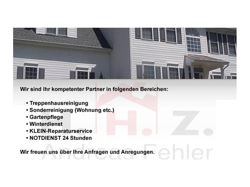 Logo von Hamburger Hausmeister Zentrale Andreas Fehler