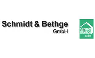 Logo von Schmidt & Bethge GmbH Haus- und Grundstücksverwaltung