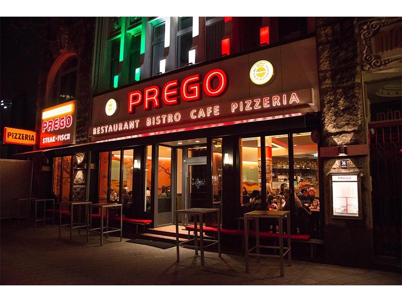 Logo von Restaurant Prego