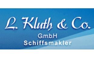 Logo von L. Kluth & Co. GmbH Schiffsmakler