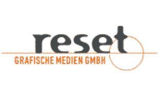 Logo von Reset Grafische Medien GmbH