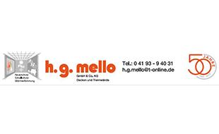 Bild zu H.G. Mello GmbH & Co. KG Trockenbau in Henstedt Ulzburg