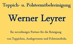 Bild zu Leyrer Werner Teppichboden- u. Polstermöbelreinigung in Hamburg