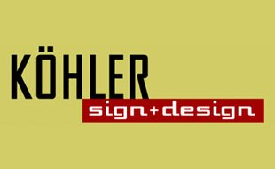 KÖHLER sign+design