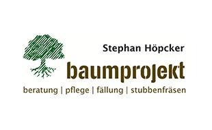 Logo von Baumprojekt, Inh. Stephan Höpcker, -fachgerechte Baumarbeiten
