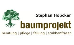 Logo von Baumprojekt - Stephan Höpcker fachgerechte Baumarbeiten