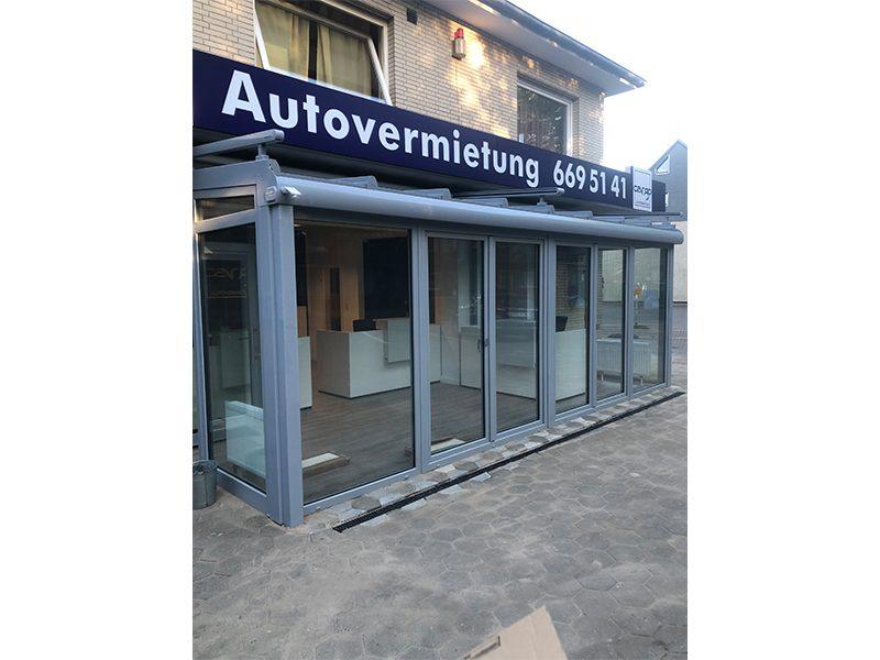 Cargo Autovermietung Transporter in Hamburg Wandsbek Tonndorf
