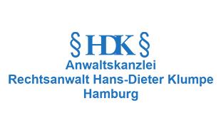 Bild zu Hans-Dieter Klumpe Rechtsanwalt in Hamburg