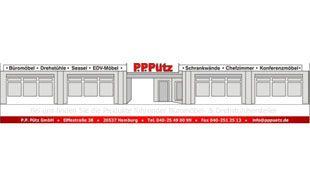 Bild zu P. P. Pütz GmbH Bürobedarf u. Büromöbel in Hamburg