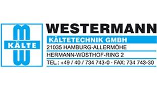Bild zu Westermann Kältetechnik GmbH in Hamburg