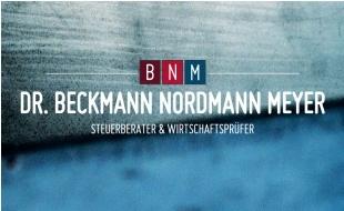 Bild zu Beckmann Dr., Nordmann, Meyer Wirtschaftsprüfer Steuerberater in Hamburg