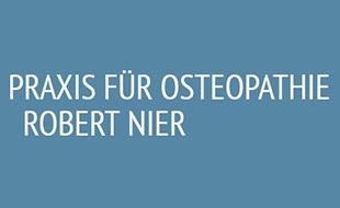Bild zu Nier Robert Praxis für Osteopathie in Hamburg
