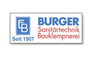Bild zu Burger Ernst Sanitärtechnik GmbH in Hamburg
