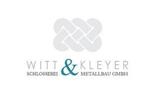 Bild zu Witt & Kleyer Schlosserei u. Metallbau GmbH in Norderstedt