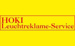 Bild zu HOKI Leuchtreklame-Service, Inh. Ralf Kirbach Lichtwerbeanlagen Werbetechnik in Hamburg
