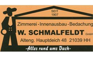 Bild zu Schmalfeldt Wilhelm GmbH Zimmerei in Hamburg
