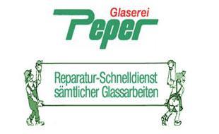 Bild zu Glaserei Peper Inh. Bernd Peper Glaserei in Hamburg