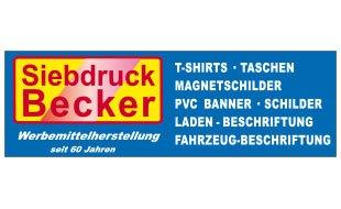 Bild zu BECKER Siebdruck & Druckerei Rinas in Hamburg