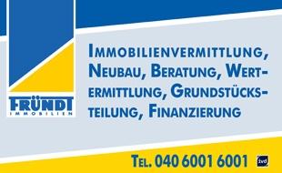 Bild zu Fründt Immobilien GmbH in Hamburg