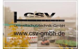 Bild zu CSV Umweltschutztechnik-GmbH in Hamburg