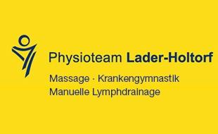 Bild zu Lader-Holtorf Mathias Praxis für Physiotherapie in Hamburg