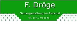 Bild zu Alstertaler Gartengestaltung F. Dröge in Hamburg