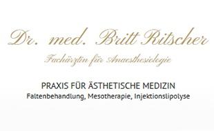 Bild zu Dr. med. Ritscher Britt Fachärztin für Anästhesiologie u. Ästhetische Medizin in Hamburg