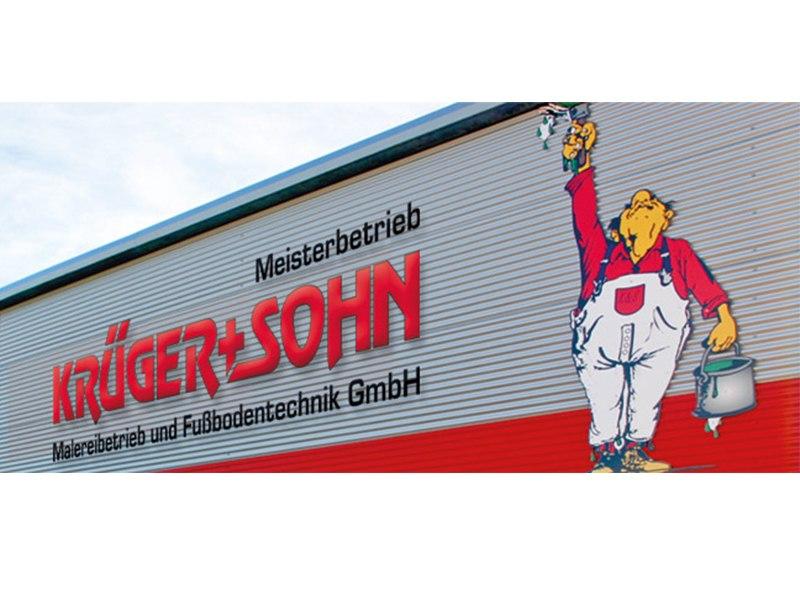 Krüger + Sohn Malereibetrieb und Fußbodentechnik GmbH