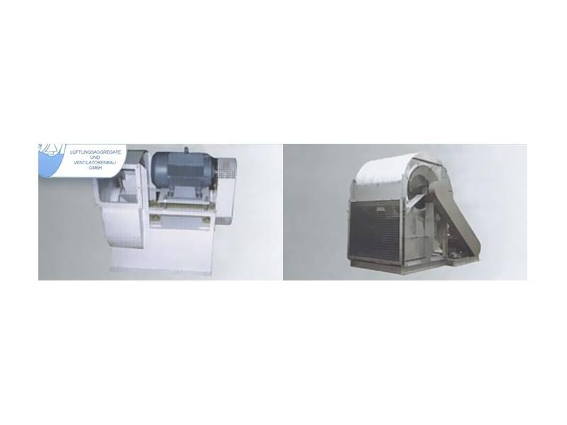 HKB-Ventilatoren und Lüftungsbau