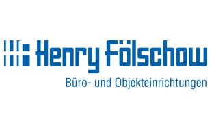 Logo von Henry Fölschow GmbH & Co. KG, Büro- und Objekteinrichtungen