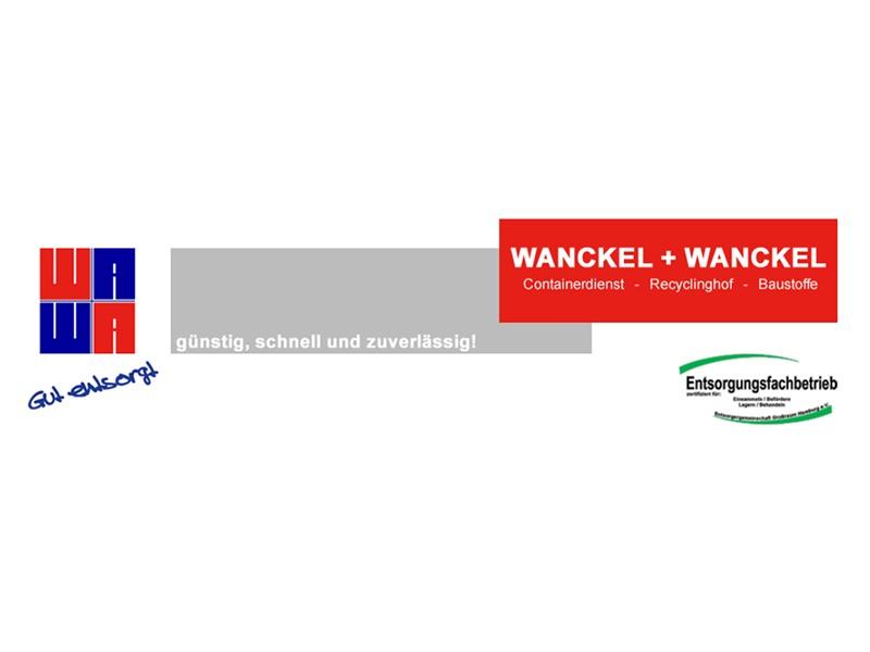 Logo von Wanckel + Wanckel