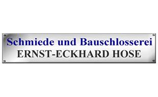 Logo von Hose Ernst-Eckhard Schmiede Bauschlosserei