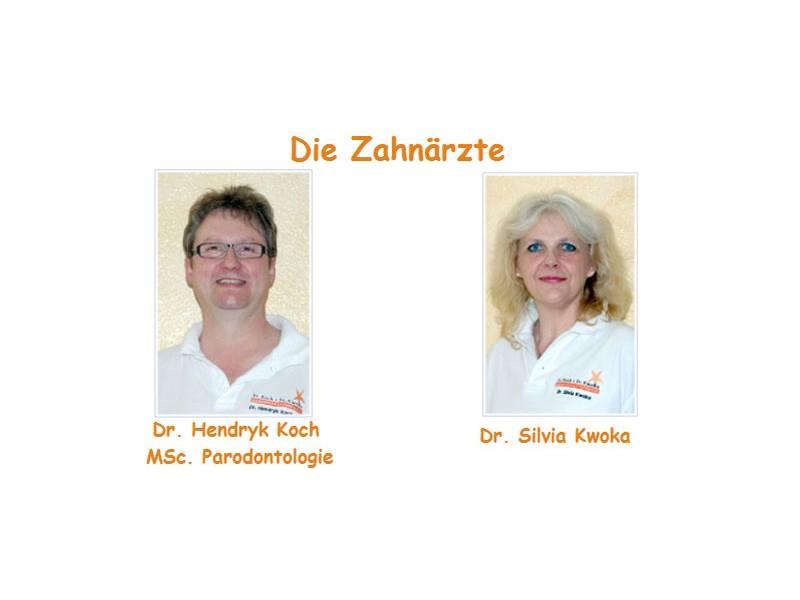 Koch Hendryk Dr. M.Sc., Kwoka Silvia Dr. u. Akisli Ismael Dr.