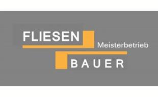 Logo von Fliesen Bauer GmbH