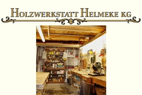 Holzwerkstatt Helmeke KG