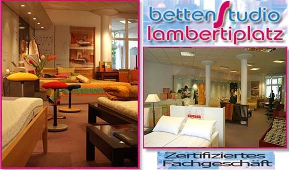 bettenStudio lambertiplatz Jahnke