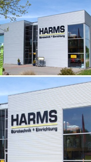 HARMS Bürotechnik + Einrichtung