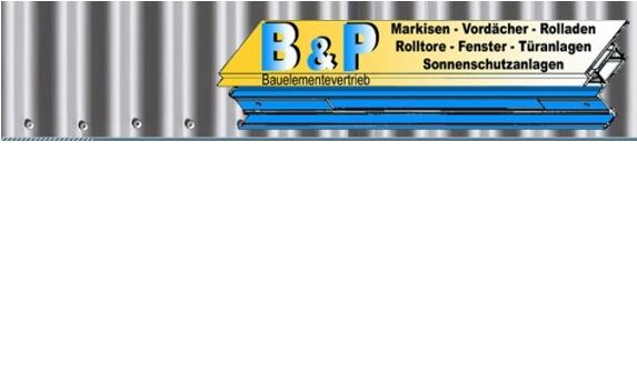 B & P Bauelemente Vertrieb