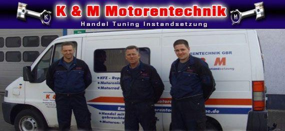 K & M Motorentechnik GbR