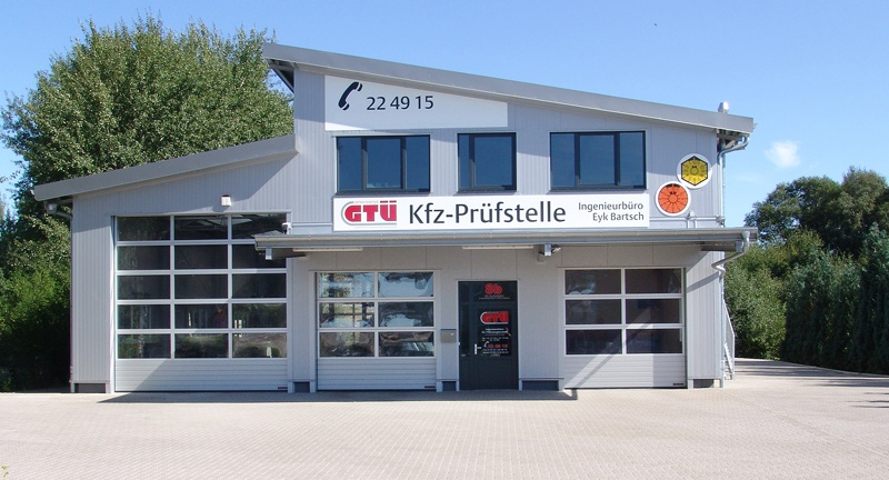 GTÜ Kfz-Prüfstelle