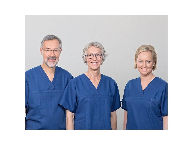 Müller Karlpeter Dr. Dr., Diefenbeck Christina Dr. Dr., Schwarze-Müller Iselin Dr.